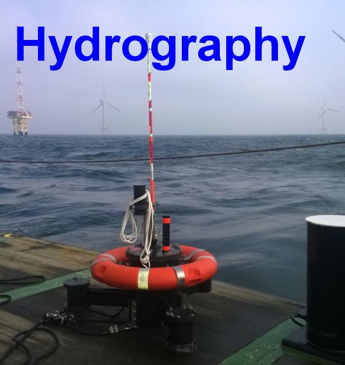 Hydrographic products